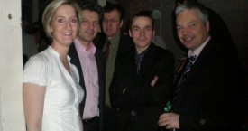 «Ce soir je sors avec … Didier Reynders»