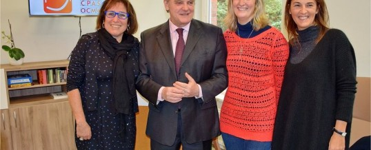 Ouverture du centre de jour du CPAS d'Ixelles