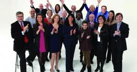photo de campagne élus